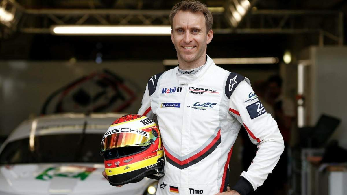 End of an era as Timo Bernhard hangs up his helmet