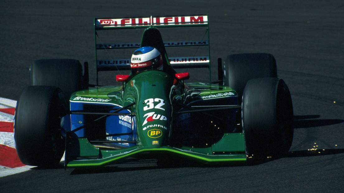 The Jordan 191 and the birth of a Legend