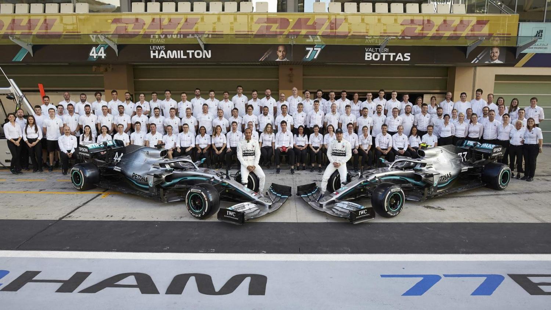 2019 Formula 1 World Championship Season Review