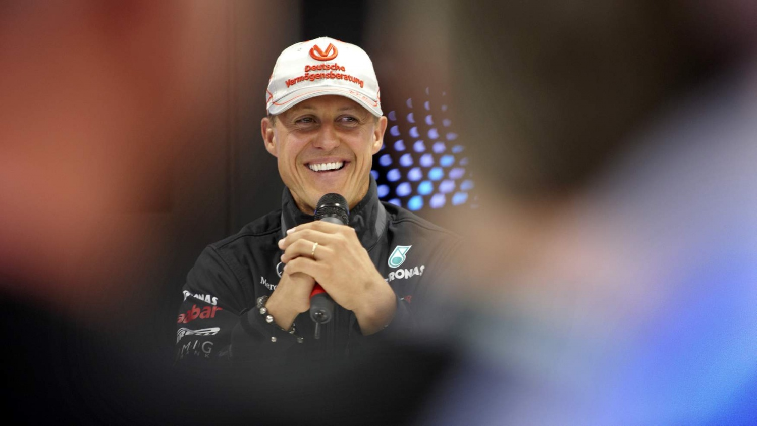 One of the last known interviews with Michael Schumacher