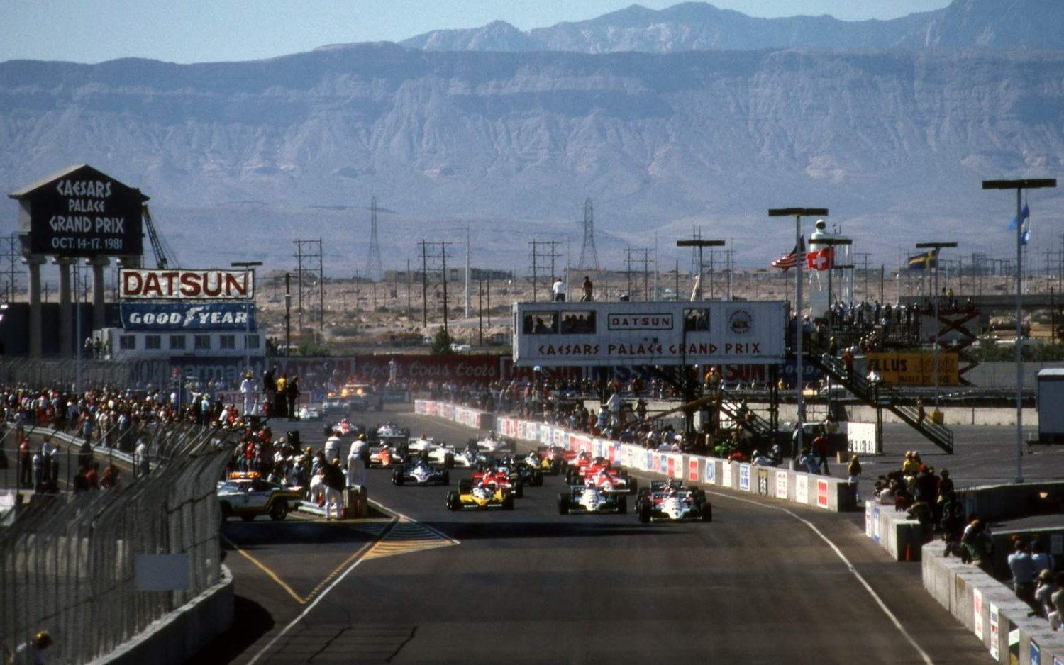 Miami Grand Prix can learn lessons from Viva Las Vegas?