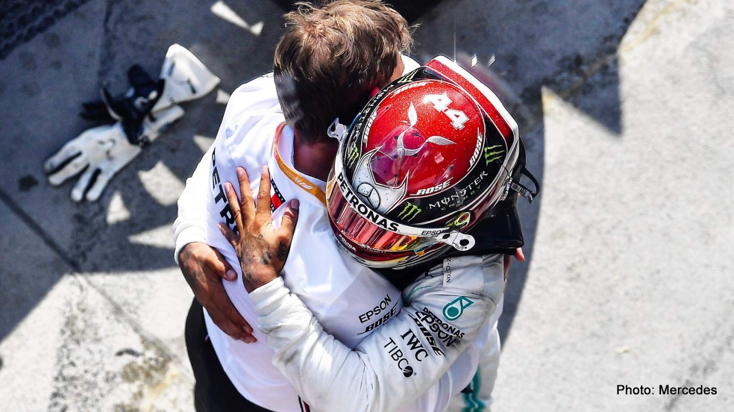 Lewis Hamilton and Toto Wolff have yet to speak about new 2021 Mercedes contract