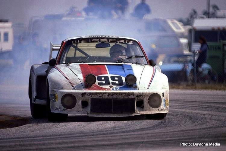 Kremer Racing Sweatjacke 76
