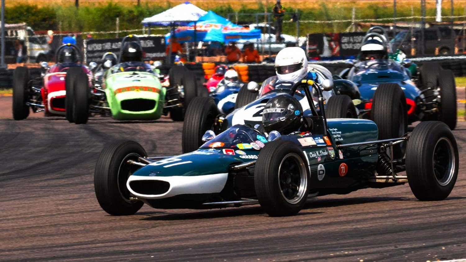 Historic Racing in the spotlight with events in Germany and South Africa