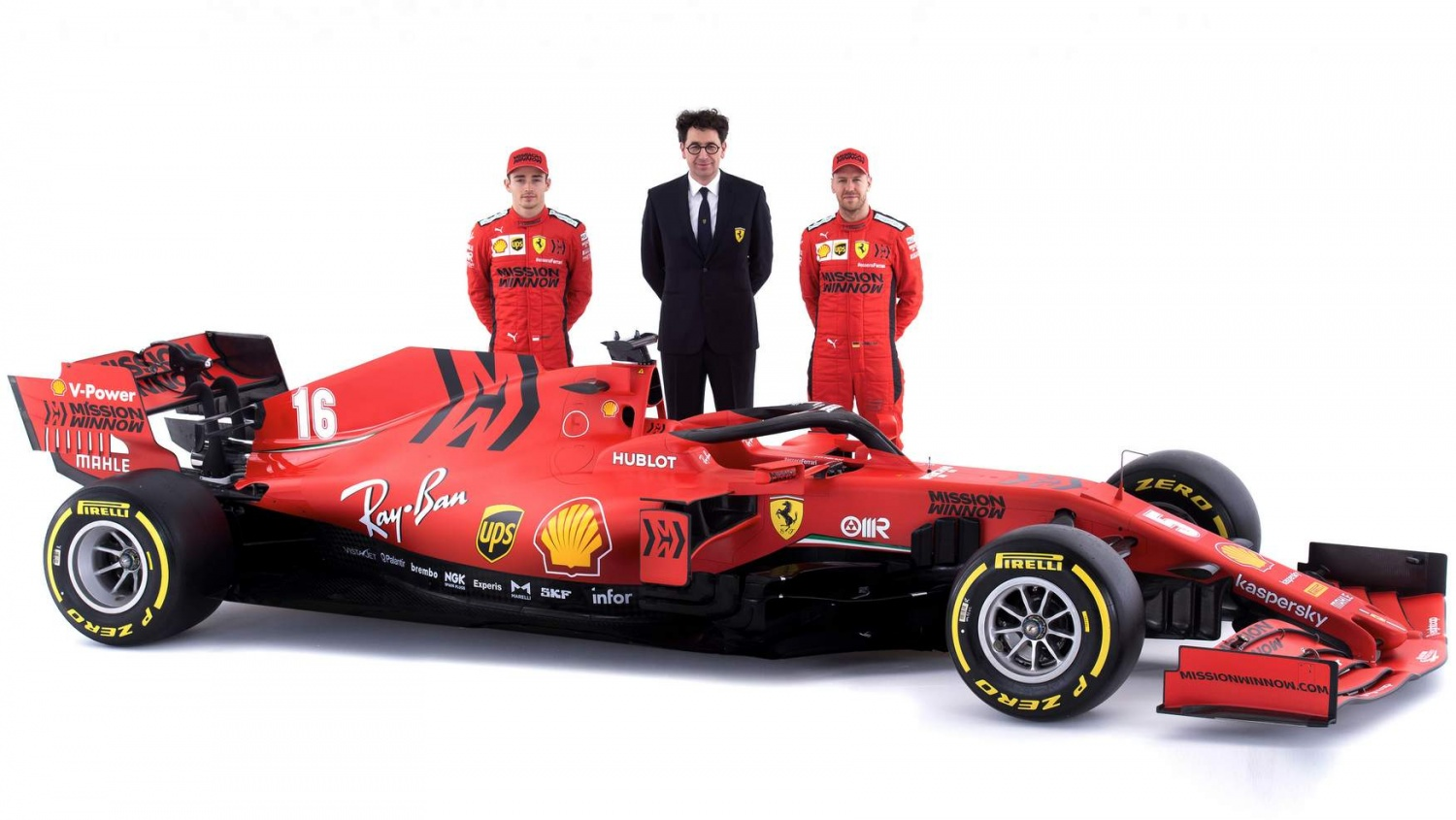 Ferrari unveil the SF1000 ahead of 2020 Formula 1 season