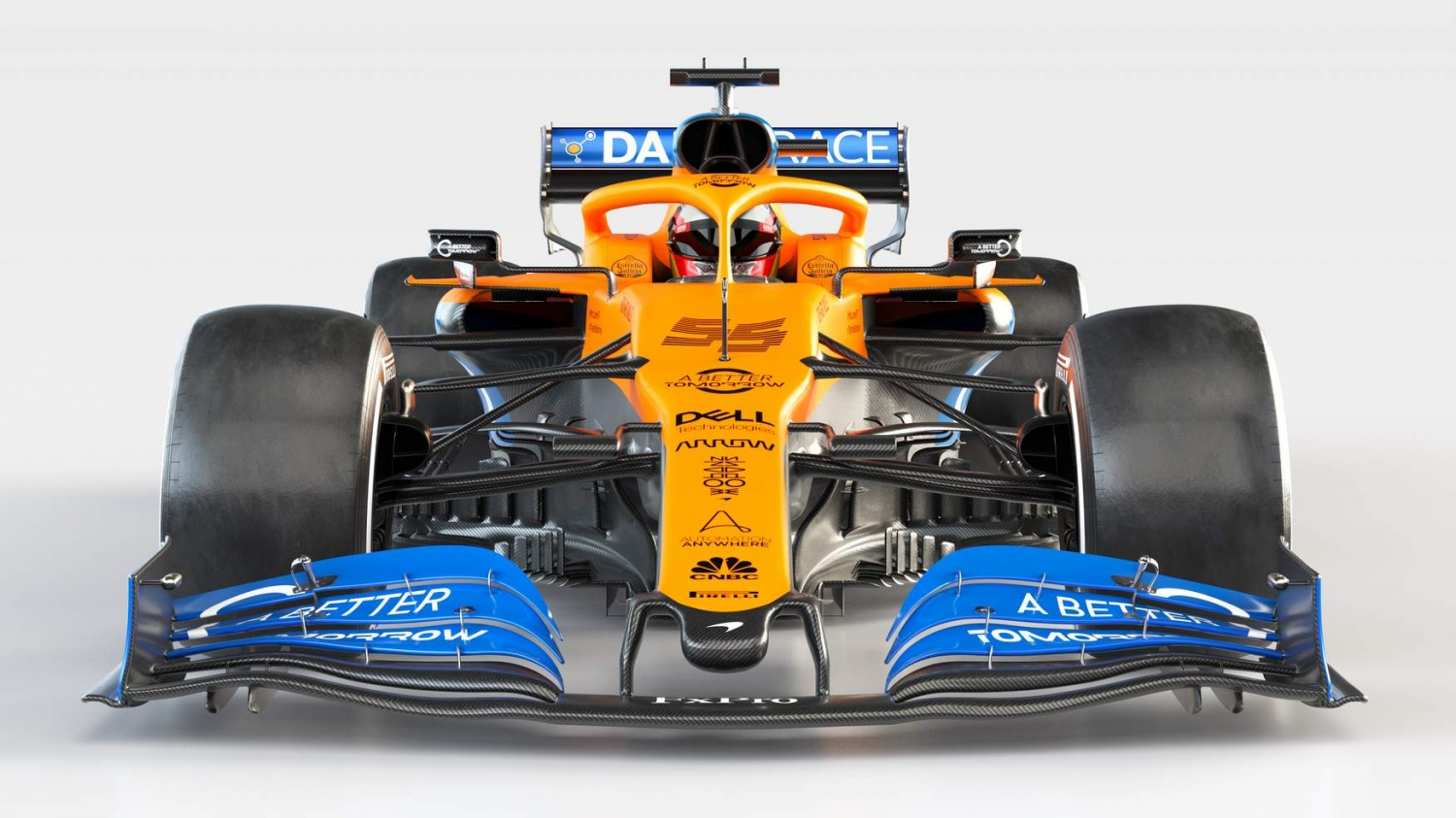 McLaren MCL35 another step on their journey to the top