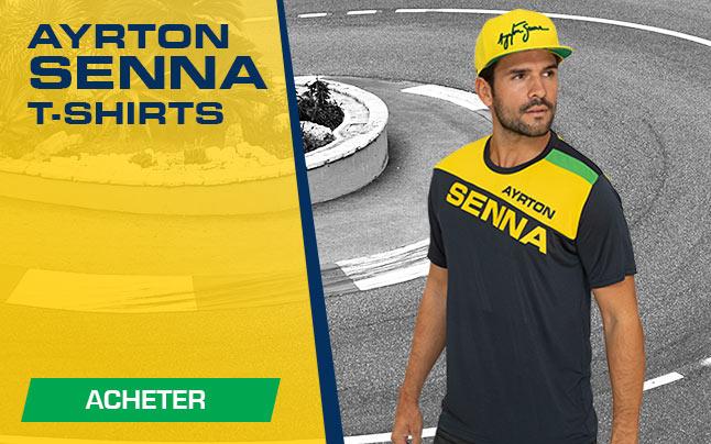 T-Shirts Halb Senna