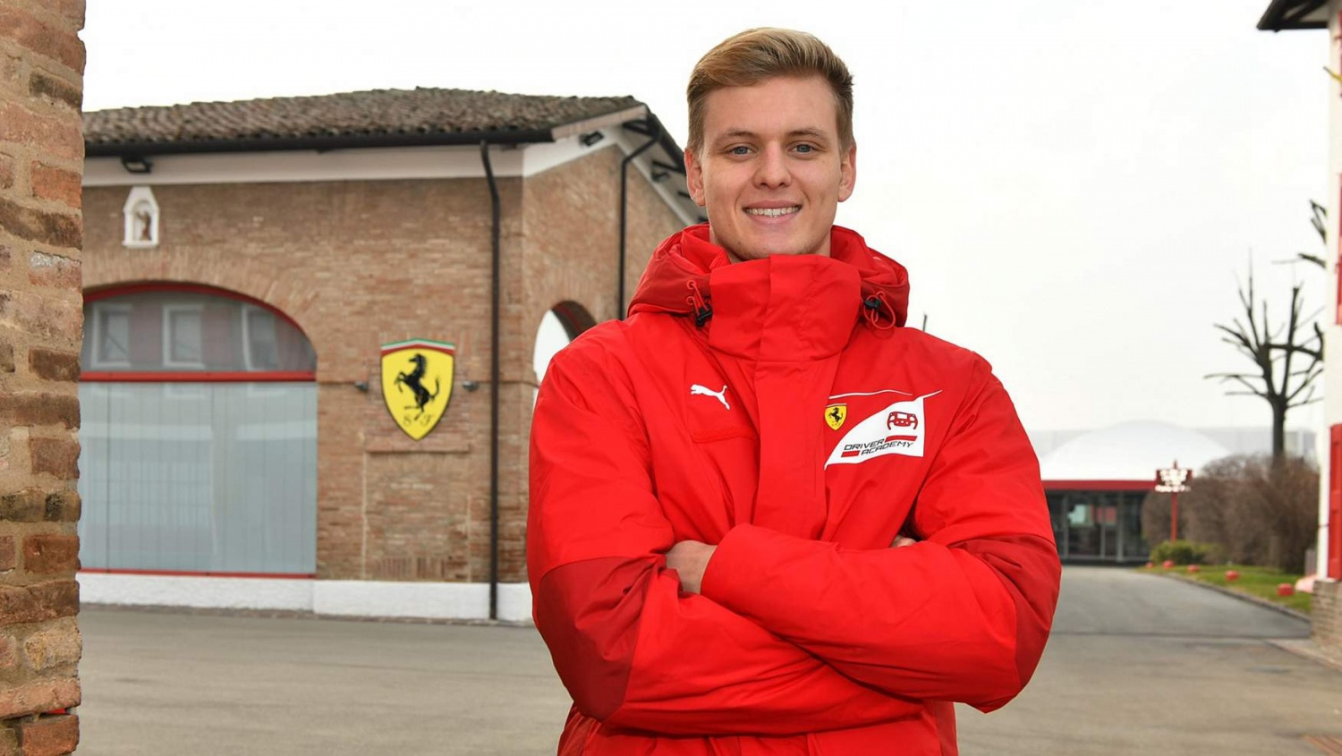 Happy Birthday Mick Schumacher, 21-years-old today