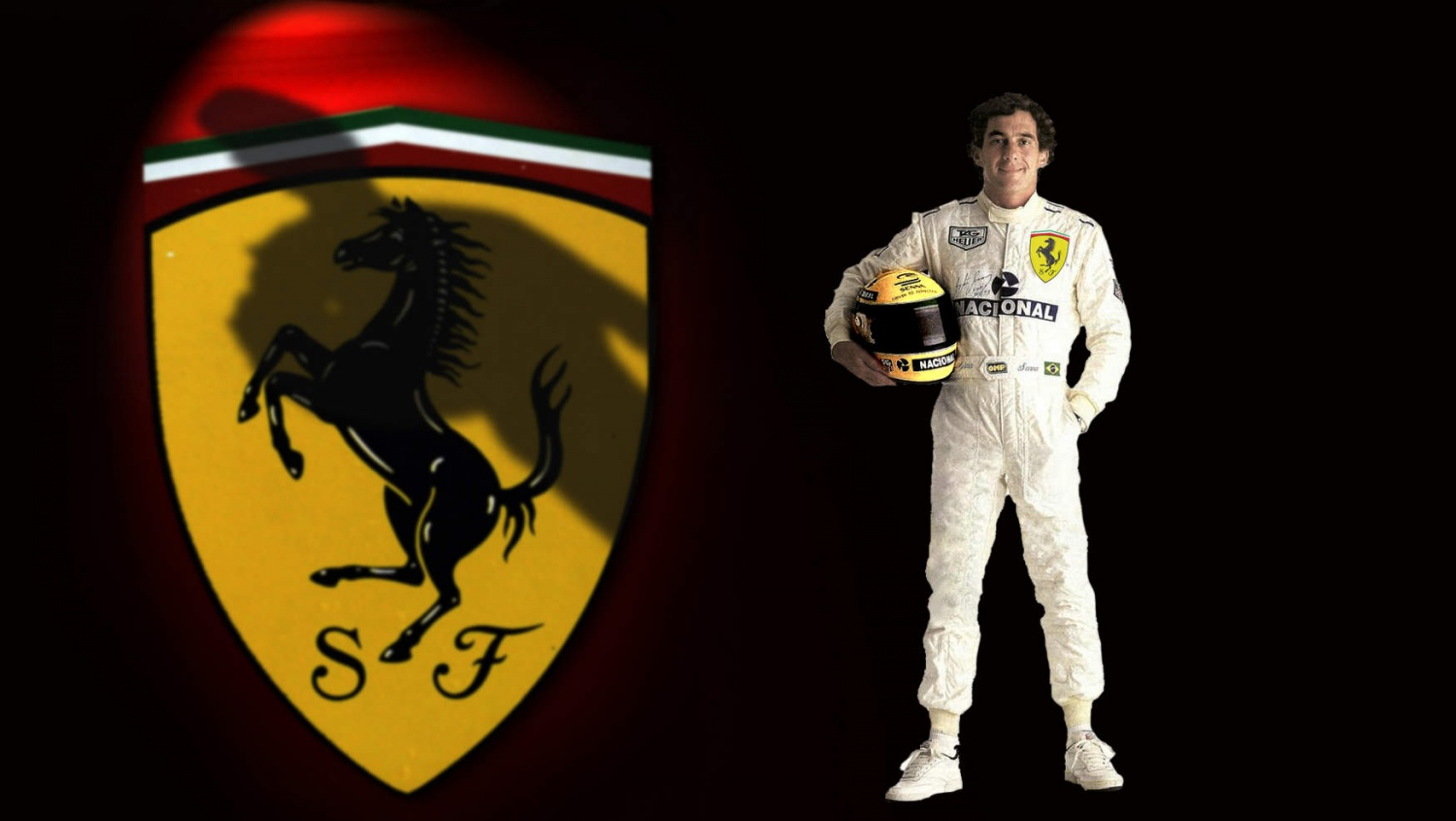 Luca di Montezemolo: Ayrton wanted to come to Ferrari and I wanted him in the team