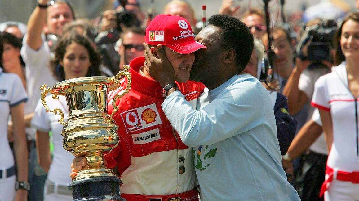 Pele's unforgettable Brazilian Grand Prix debut