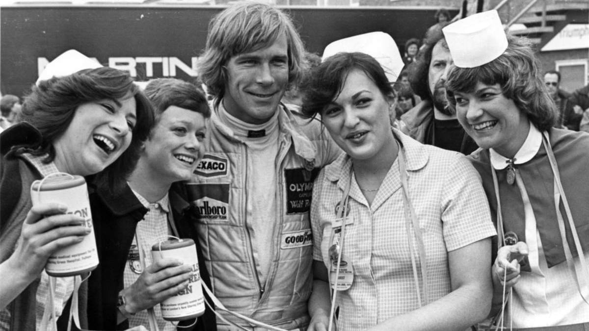 James Hunt: I Did It My Way
