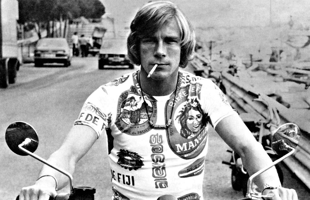 In memory of James Hunt: There was only one James Hunt