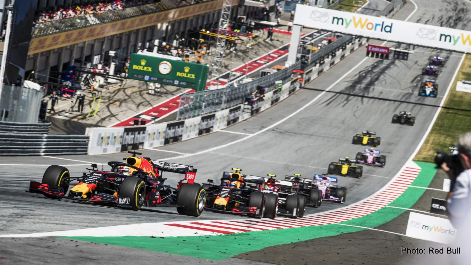 Austrian Grand Prix Preview: Facts & Stats