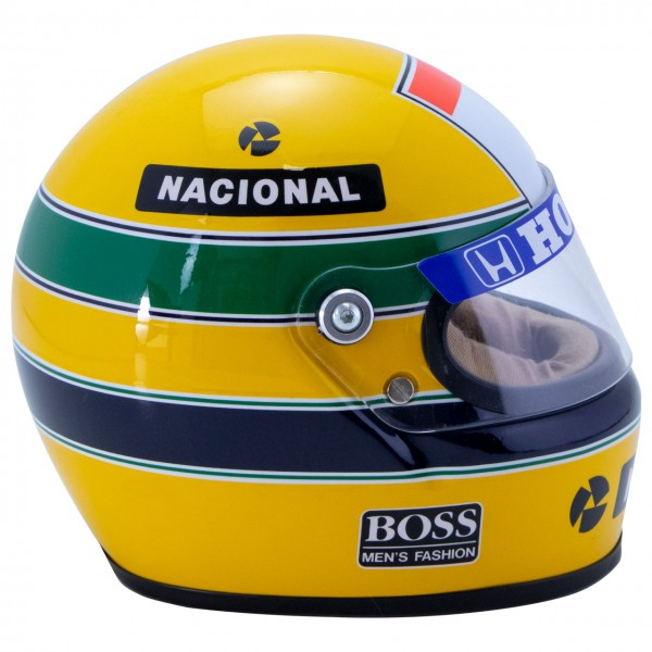 ayrton senna helm 1988 ma stab 1 2. Black Bedroom Furniture Sets. Home Design Ideas