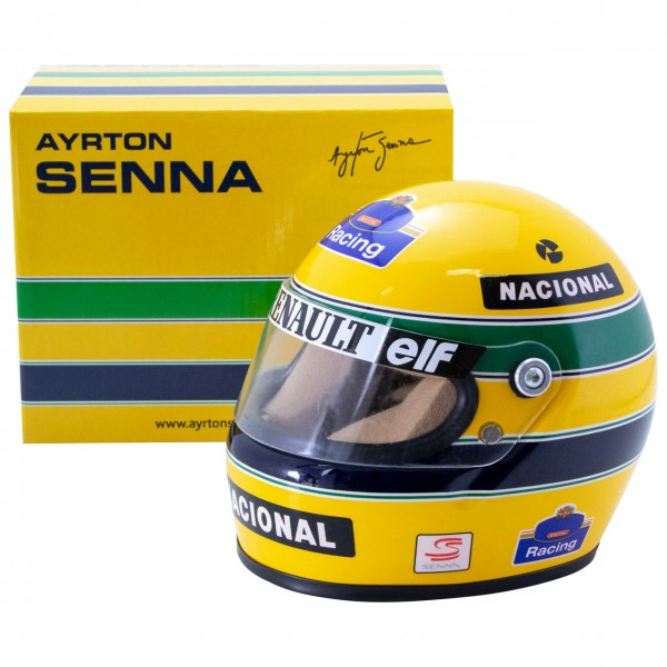 ayrton senna helm 1994 ma stab 1 2. Black Bedroom Furniture Sets. Home Design Ideas